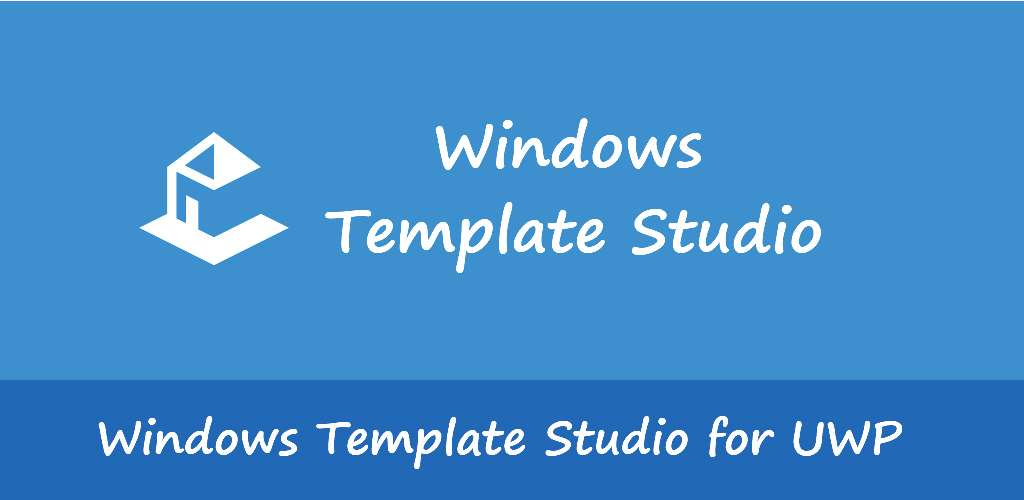Windows Template Studio for UWP