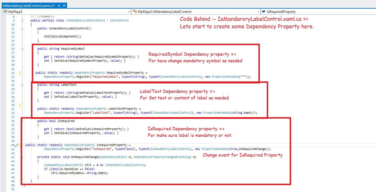 Dependency properties in WPF - Avnish Kumar   Software Developer